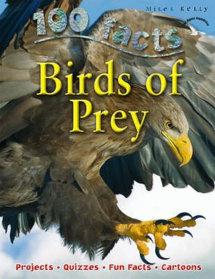 Image for 100 Facts Birds Of Prey