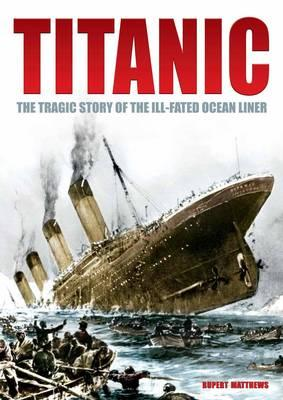 Image for Titanic. by Rupert Matthews