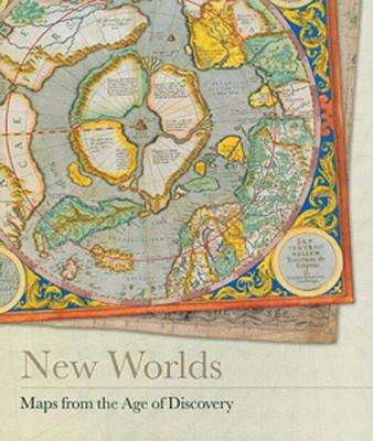 Image for New Worlds: Maps From The Age of Discovery