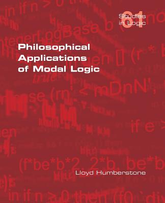 Image for Philosophical Applications of Modal Logic