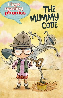 Image for The Mummy Code (I Love Reading Phonics Level 4)