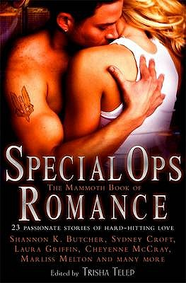Image for The Mammoth Book of Special Ops Romance (Anthology)