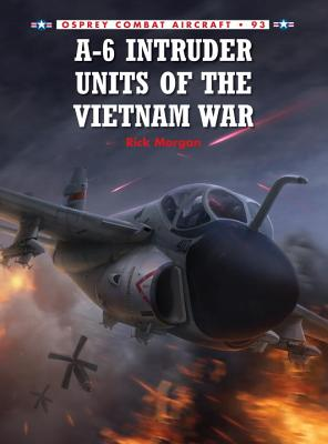 Image for A-6 Intruder Units of the Vietnam War (Combat Aircraft)