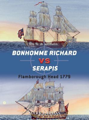 Image for Bonhomme Richard VS Serapis : Flamborough Head 1779