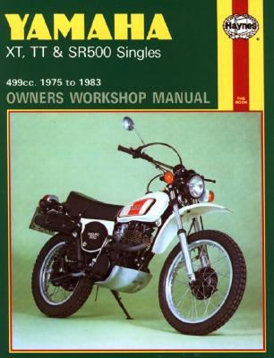 Image for YAMAHA XT, TT & SR '75'83 (Owners Workshop Manual)