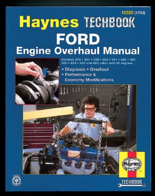 Image for Ford Engine Overhaul Manual (10320) Haynes Techbook