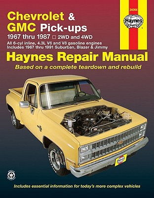 Image for Chevrolet & GMC Pickup '67'87