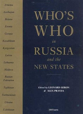 Image for Who's Who in Russia and the New States (Second World)