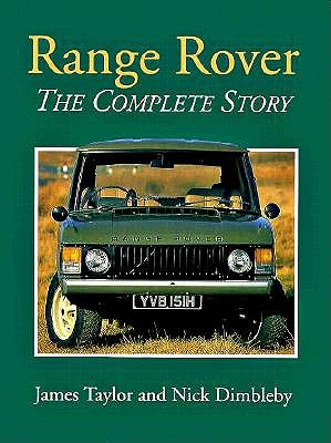 Image for Range Rover: The Complete Story (Crowood AutoClassic)