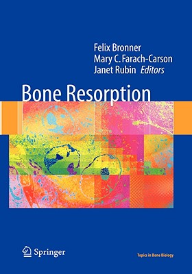 Bone Resorption (Topics in Bone Biology)