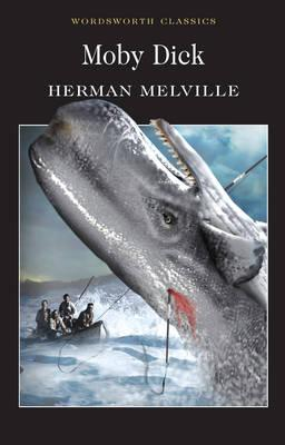 Image for Moby Dick (Wordsworth Classics)