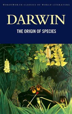 Image for The Origin of Species (Wordsworth Classics of World Literature)