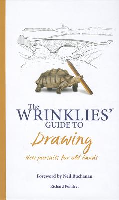 WRINKLIES' GUIDE TO DRAWING : NEW PURSUI, RICHARD POMFRET