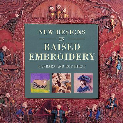 Image for New Designs in Raised Embroidery
