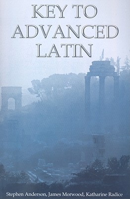 Image for Key to Advanced Latin