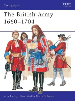 Image for The British Army 16601704