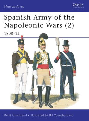 Image for Spanish Army of the Napoleonic Wars 180812 (Men-At-Arms) (V. 2)