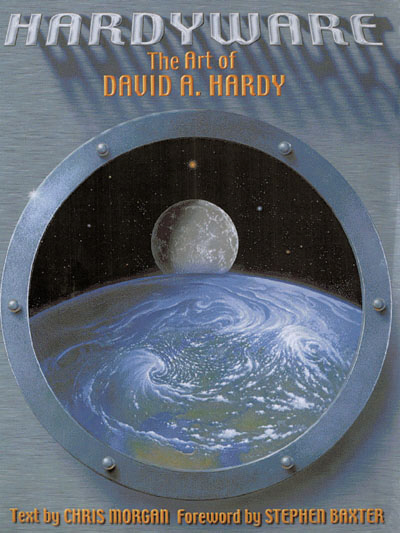 Image for HARDYWARE: THE ART OF DAVID A. HARDY