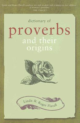 Image for Dictionary of Proverbs: And Their Origins