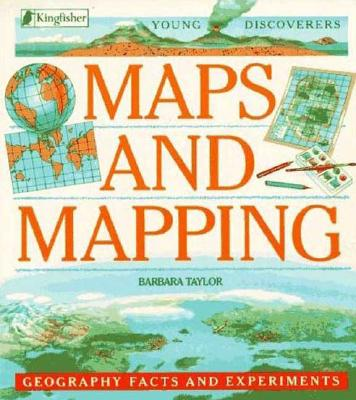 Image for Maps and Mapping (Young Discoverers)