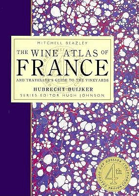 Image for WINE ATLAS OF FRANCE