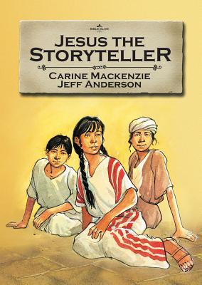 Image for Jesus The Storyteller (Bible Alive)