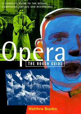 Image for Opera (Rough Guides)