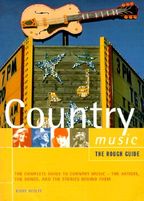 Image for Rough Guide to Country Music (Rough Guide Music Guides)
