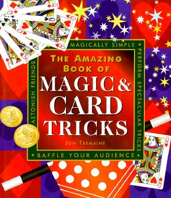 Image for The Amazing Book of Magic & Card Tricks