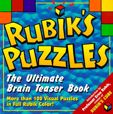 Image for RUBIK'S PUZZLES