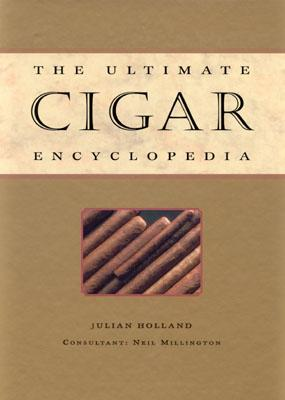 Image for ULTIMATE CIGAR ENCYCLOPEDIA