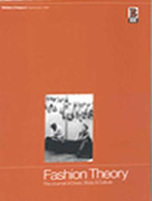 Image for Fashion Theory: Volume 2, Issue 3: The Journal of Dress, Body and Culture (v. 2 issue 3)