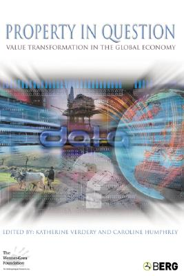 Image for Property in Question: Value Transformation in the Global Economy (Wenner-Gren International Symposium Series)