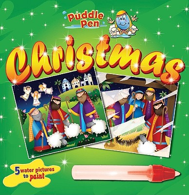 Image for Puddle Pen Christmas (Candle Puddle Pen)