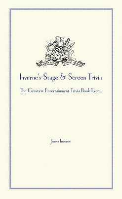 Image for Inverne's Stage and Screen Trivia