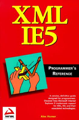 Image for XML in IE5 Programmer's Reference