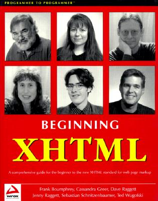 Image for Beginning XHTML