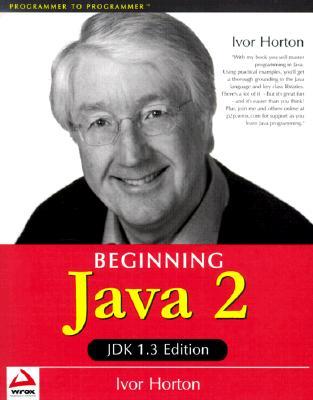 Image for Beginning Java 2 JDK 1.3 Edition (Programmer to Programmer)