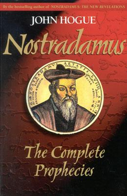 Image for Nostradamus: The Complete Prophecies