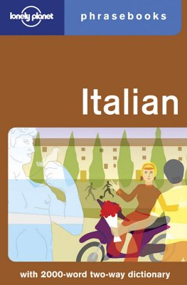 Image for Italian Phrasebook