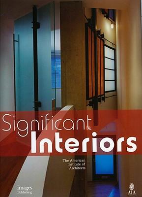 Image for Significant Interiors: Interior Architecture Knowledge Community