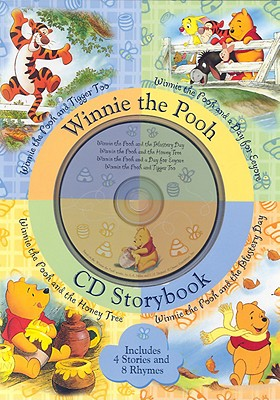 Image for Winnie the Pooh CD Storybook (4-In-1 Disney Audio CD Storybooks)
