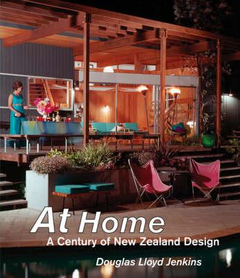 Image for AT HOME: A Century of New Zealand Design