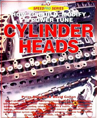 Image for How to Build, Modify & Powertune Cylinder Heads (Speedpro Series)