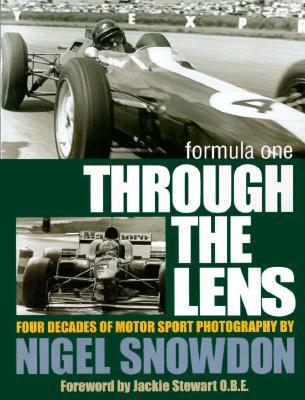 Image for FORMULA ONE THROUGH THE LENS: Four Decades of Moto