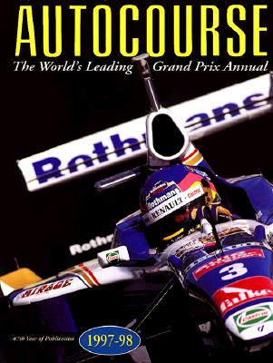Image for Autocourse: The World's Leading Grand Prix Annual : 1997-98