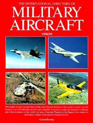 Image for INTERNATIONAL DIRECTORY OF MILITARY AIRCRAFT 1998/99