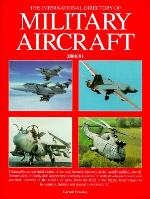 Image for INTERNATIONAL DIRECTORY OF MILITARY AIRCRAFT 2000/01