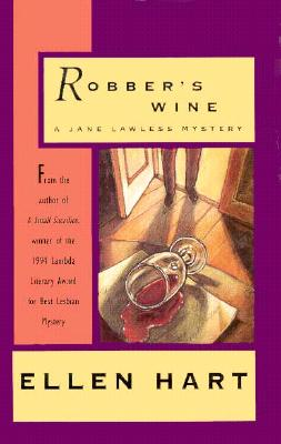 Image for ROBBER'S WINE JANE LAWLESS MYSTERY