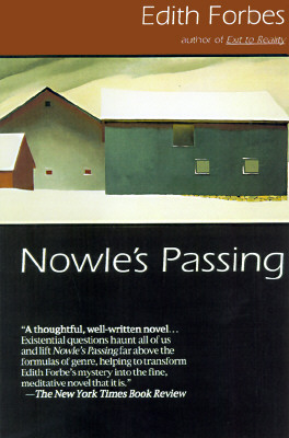 Image for Nowle's Passing (Forbes, Edith)